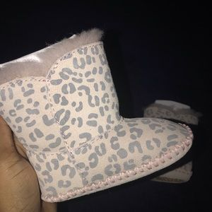 Leopard Ugg Boot (Baby)